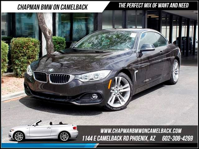 2014 BMW 4-Series Conv 428i Sport Line TechDrivers Ass 5633 miles Memorial Day Sales Event at Ch