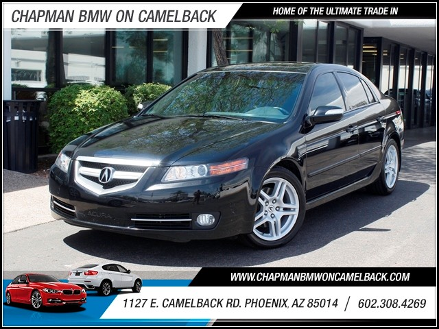 2008 Acura TL wNavi 54848 miles 602 385-2286 1127 E Camelback HOME OF THE ULTIMATE TRADE IN