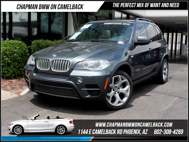 2012 BMW X5 xDrive35d PremTechSptSptAct P 49894 miles Memorial Day Sales Event at Chapman BMW