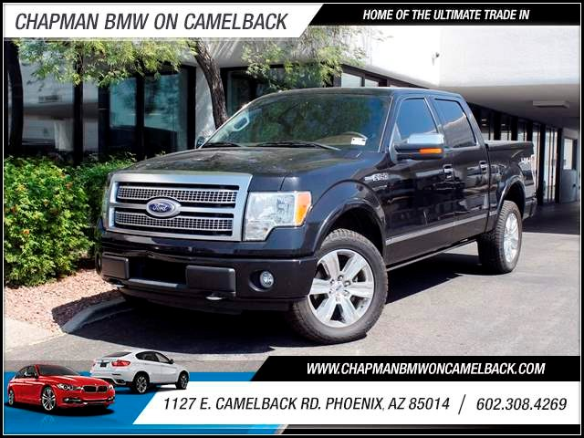 2010 Ford F-150 Platinum Crew Cab 59006 miles 602 308-4269 1127 Camelback TAX SEASON IS HERE