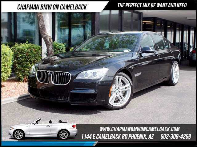 2013 BMW 7-Series 750i SportMspt Pkg 49471 miles Memorial Day Sales Event at Chapman BMW on Came