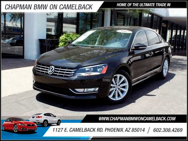 2012 Volkswagen Passat SEL PZEV 17642 miles 602 385-2286 1127 E Camelback HOME OF THE ULTIMA