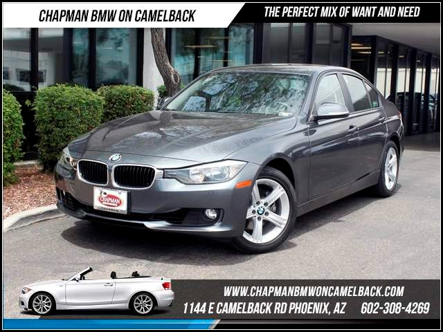 2012 BMW 3-Series Sdn 328i NAV Tech Pkg 31343 miles 1144 E CamelbackCPO Spring Sales Event on