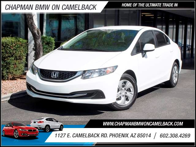 2013 Honda Civic LX 28841 miles 602 385-2286 1127 E Camelback HOME OF THE ULTIMATE TRADE IN
