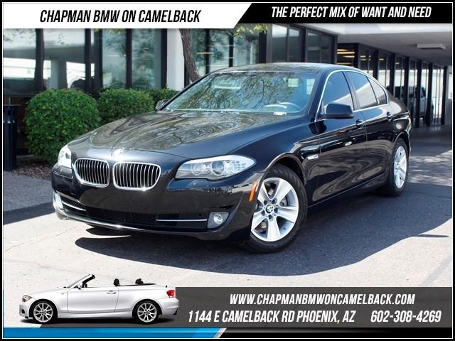 2012 BMW 5-Series 528i NAV PremTech Pkg 41252 miles Memorial Day Sales Event at Chapman BMW on C