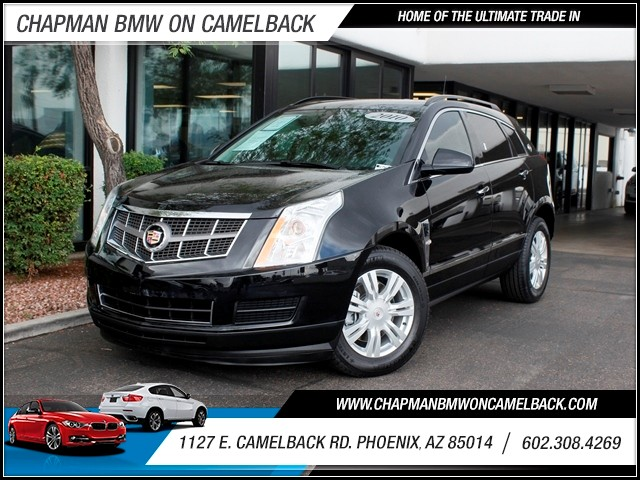 2010 Cadillac SRX 39429 miles 602 385-2286 1127 Camelback TAX SEASON IS HERE Buy the car or