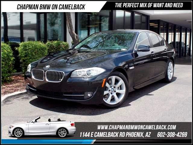 2012 BMW 5-Series 528i  Prem Pkg 43921 miles Memorial Day Sales Event at Chapman BMW on Camelback
