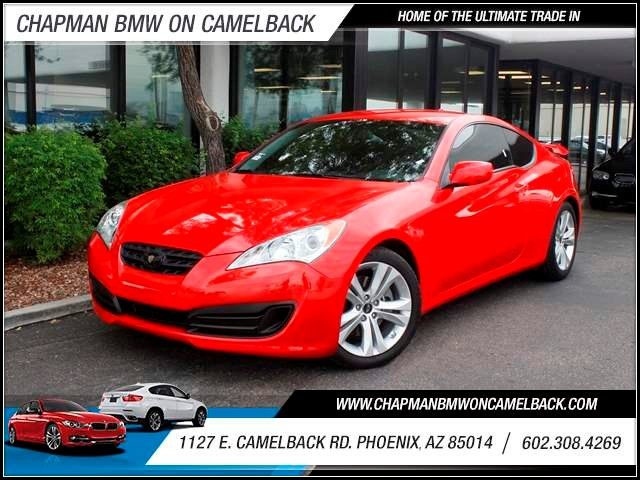 2012 Hyundai Genesis Coupe 20T 48648 miles 602 385-2286 1127 Camelback TAX SEASON IS HERE