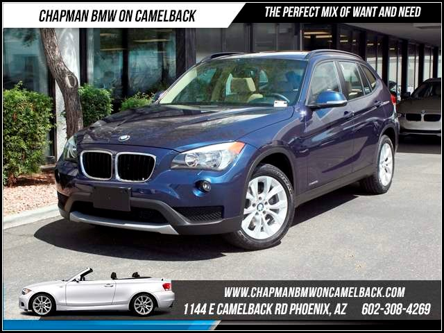 2013 BMW X1 xDrive28i PremCold Weather Pkg 27715 miles 1144 E CamelbackCPO Spring Sales Even