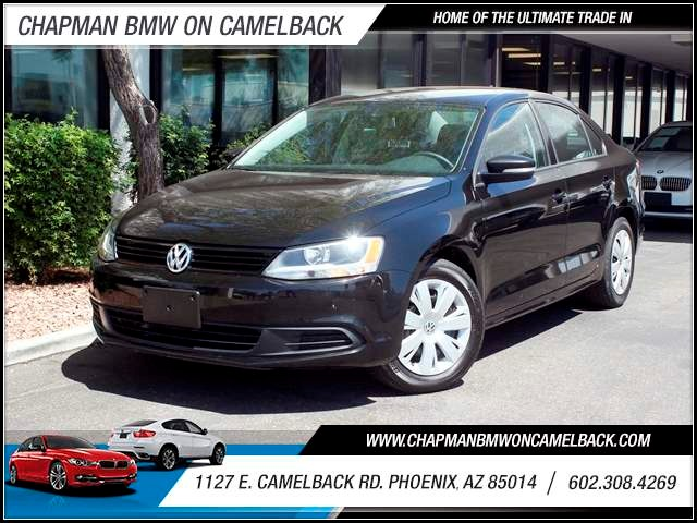 2014 Volkswagen Jetta SE PZEV 31052 miles 602 385-2286 1127 E Camelback HOME OF THE ULTIMATE