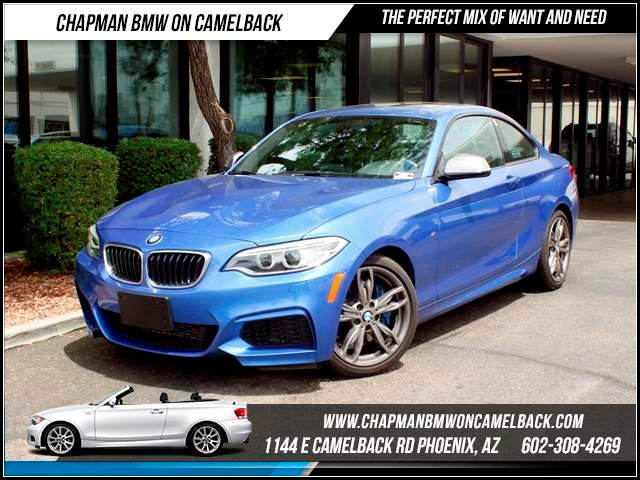 2014 BMW 2-Series M235i NAV Cold weathrPremTech 3342 miles Memorial Day Sales Event Extended ti