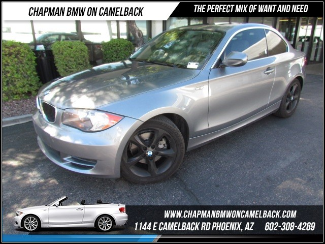 2010 BMW 1-Series 128i Prem Pkg 42172 miles 1144 E Camelback Rd Brand Spankin NewishJust a