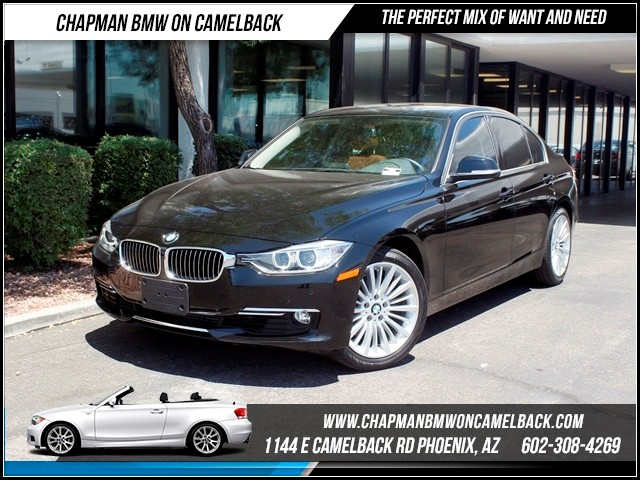 2014 BMW 3-Series 328i 5462 miles 1144 E Camelback RdChapman BMW on Camelback in PHX has over 1