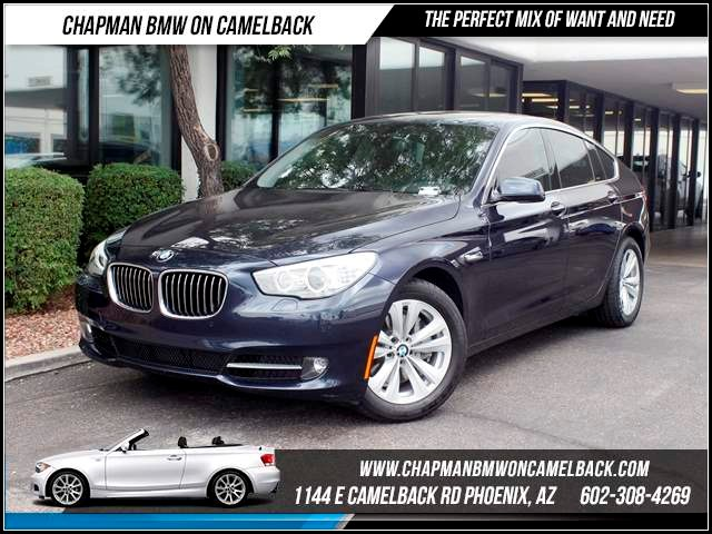 2012 BMW 5-Series GT 535i Nav Cold Weather 45901 miles 60238522861144 E Camelback RdChapman