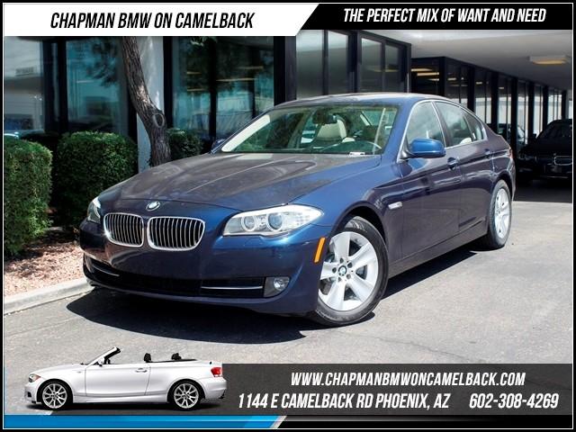2013 BMW 5-Series 528i xDrive NAV PremCold Weathe 43849 miles 1144 E Camelback RdChapman BMW o