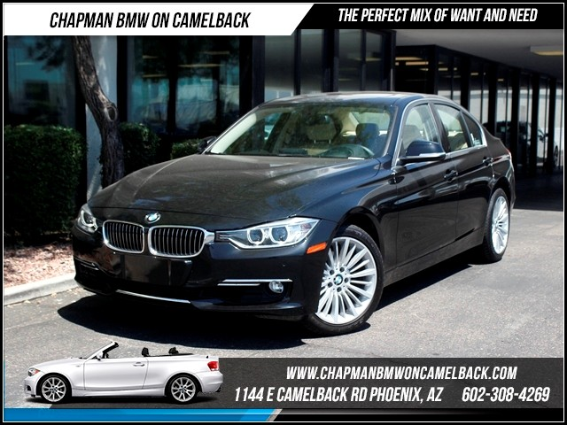 2012 BMW 3-Series Sdn 328i Lux Line NAV PremTech Pkg 40918 miles 1144 E Camelback RdChapman BM