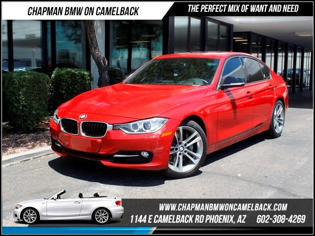 2012 BMW 3-Series Sdn 335i NAV TechPremCold Weather 44023 miles 1144 E Camelback RdChapman BM