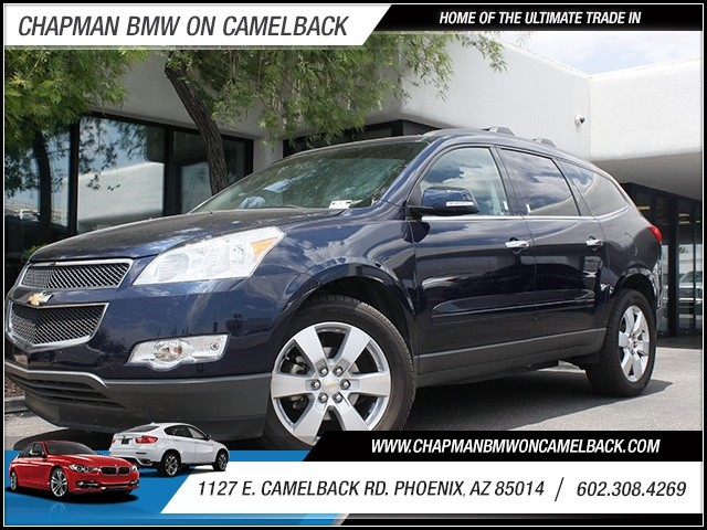2012 Chevrolet Traverse LT 58992 miles 602 385-2286 1127 E Camelback HOME OF THE ULTIMATE TR