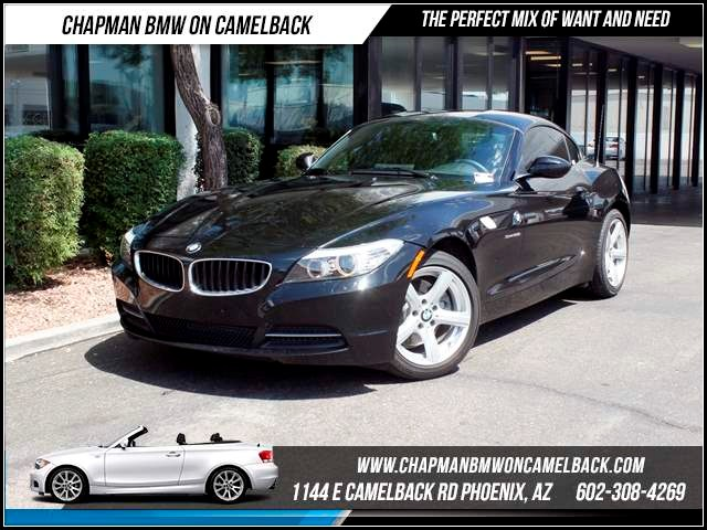2013 BMW Z4 sDrive28i NAV 34613 miles 1144 E Camelback RdChapman BMW on Camelback in PHX has ov