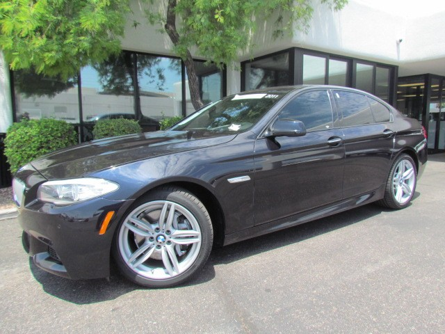 2011 BMW 5-Series 550i 60546 miles 602 308-4269 1127 Camelback TAX SEASON IS HERE Buy the c