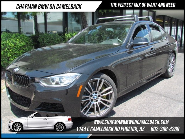 2013 BMW 3-Series Sdn 335i M Spt Pkg 31925 miles 1144 E Camelback RdChapman BMW on Camelback in