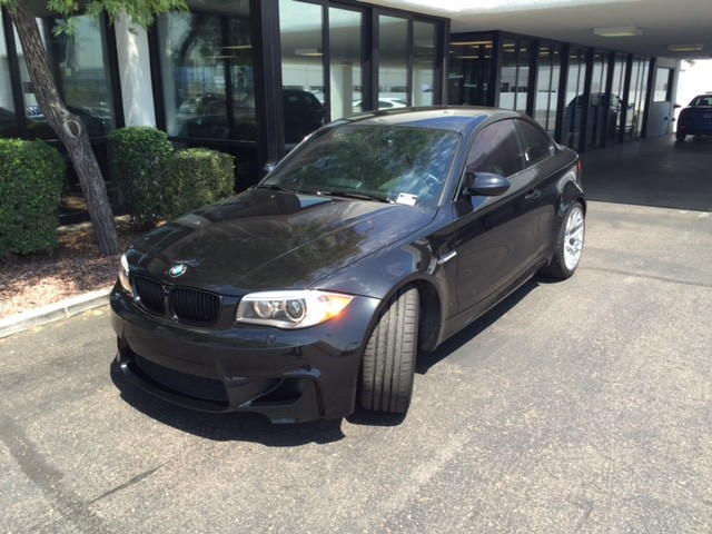 2011 BMW 1M Coupe PremNav 36514 miles 1144 E Camelback Rd6023084269 Very rare 1M Coupe Le