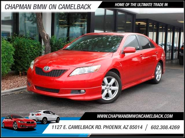 2009 Toyota Camry SE 108419 miles 602 385-2286 1127 E Camelback HOME OF THE ULTIMATE TRADE I