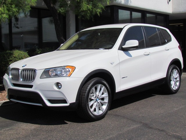 2013 BMW X3 xDrive28i Pano roof 29256 miles 1144 E Camelback RdChapman BMW on Camelback in PHX