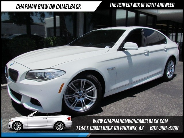 2012 BMW 5-Series 528i 41339 miles 1127 E Camelback BUY WITH CONFIDENCE Chapman BMW is l