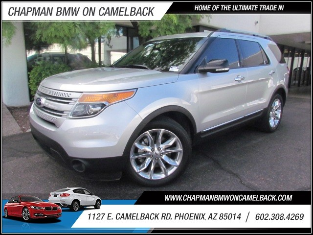 2013 Ford Explorer XLT 36187 miles 602 385-2286 1127 E Camelback HOME OF THE ULTIMATE TRADE