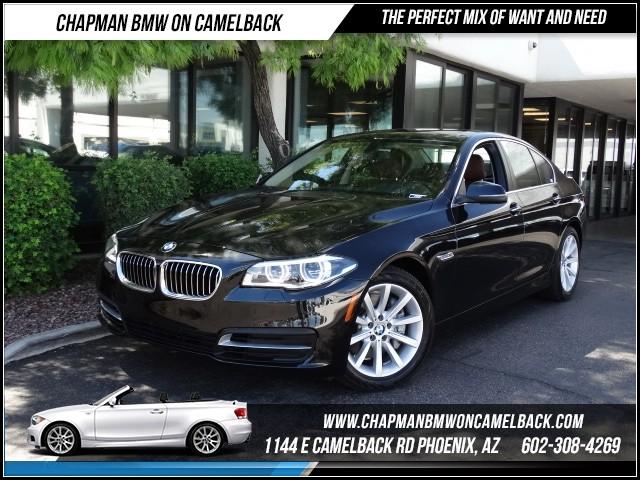 2014 BMW 5-Series 535d Prem Driver Assit Pkg Nav 6941 miles 1144 E Camelback RdChapman BMW on C