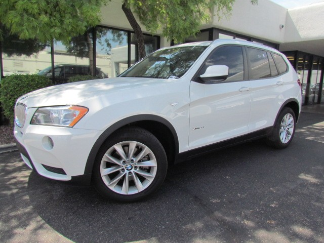 2014 BMW X3 xDrive28i 12145 miles 1144 E Camelback RdChapman BMW on Camelback in PHX has over 1
