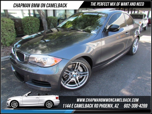 2013 BMW 1-Series 135is PremTech Pkg Nav 22756 miles 1144 E Camelback RdYES it is possible to