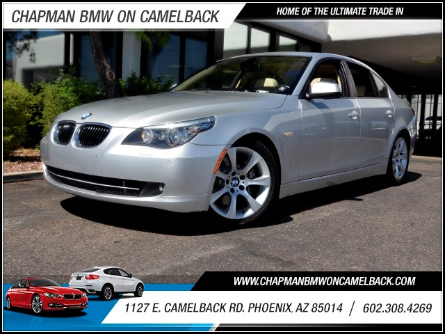 2010 BMW 5-Series 535i 56583 miles 1127 E Camelback BUY WITH CONFIDENCE Chapman BMW is l