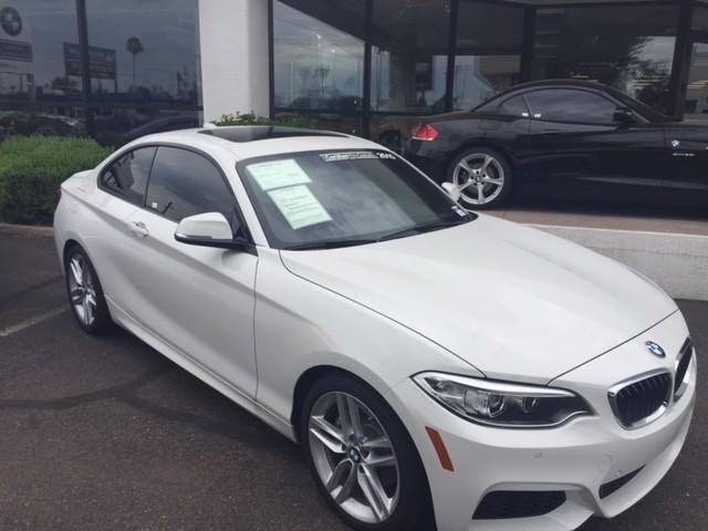 2015 BMW 2-Series 228i M SportPremDriver Assist 2719 miles 60238522861144 E Camelback Rd