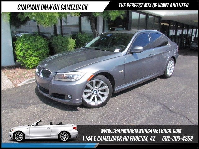 2011 BMW 3-Series Sdn 328i 67734 miles 602 385-2286 1127 E Camelback HOME OF THE ULTIMATE TR