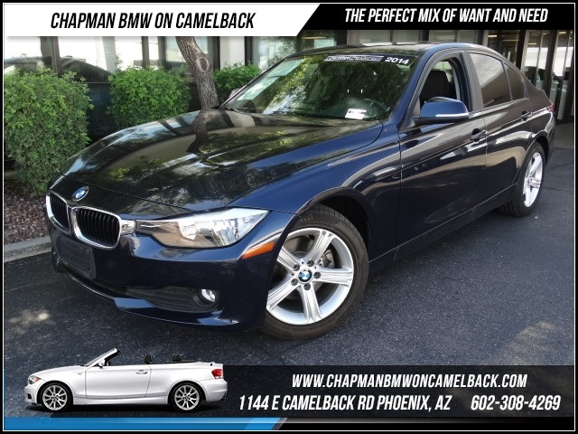 2014 BMW 3-Series 320i 29944 miles 60238522861144 E Camelback RdChapman BMW on Camelbacks 4