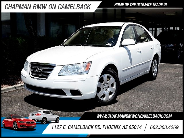 2010 Hyundai Sonata GLS 76463 miles 1127 E Camelback BUY WITH CONFIDENCE Chapman BMW is