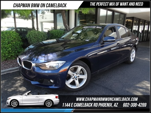 2012 BMW 3-Series Sdn 328i 48683 miles 1144 E Camelback RdYES it is possible to own a BMW for l