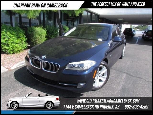 2011 BMW 5-Series 528i Prem Pkg 69764 miles 1144 E Camelback Rd Brand Spankin NewishJust a