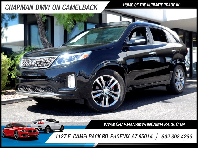 2014 Kia Sorento Limited 44602 miles 1127 E Camelback BUY WITH CONFIDENCE Chapman BMW is
