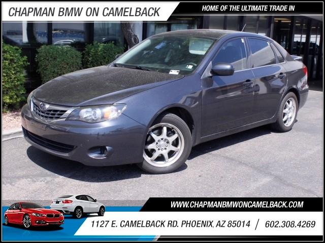 2009 Subaru Impreza 25i 51305 miles 1127 E Camelback BUY WITH CONFIDENCE Chapman BMW is