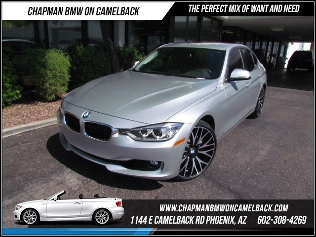 2015 BMW 3-Series Sdn 335i PremNavDriver Assist Pkg 13409 miles 1144 E Camelback RdYES it is