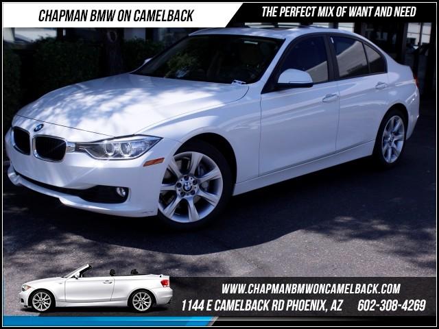 2013 BMW 3-Series Sdn 335i Prem Pkg 32380 miles 1144 E Camelback Rd Brand Spankin NewishJu