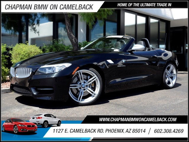 2012 BMW Z4 sDrive35is 18920 miles 1127 E Camelback BUY WITH CONFIDENCE Chapman BMW is l