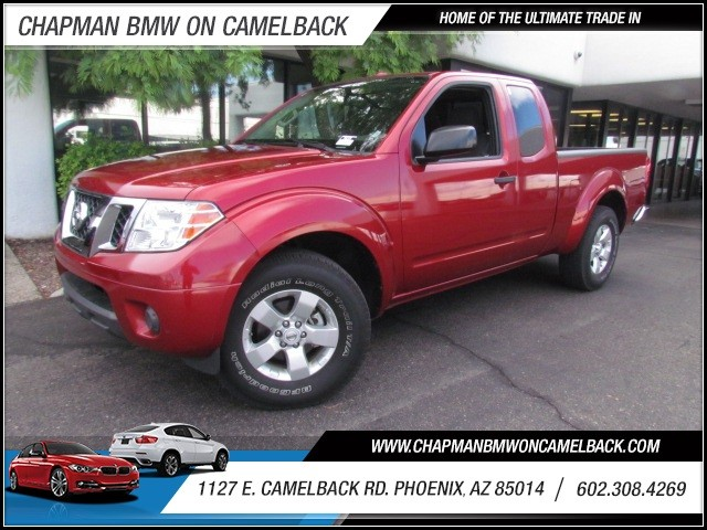 2012 Nissan Frontier SV Extended Cab 35976 miles 602 385-2286 1127 E Camelback HOME OF THE U