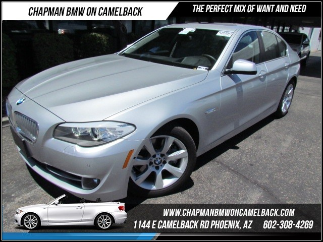 2013 BMW 5-Series 550i ExecutiveDriver Assist Pkg 37424 miles 1144 E Camelback RdYES it is pos