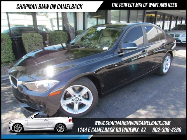 2014 BMW 3-Series Sdn 320i Driver Assist Pkg 26390 miles 1144 E Camelback RdYES it is possible