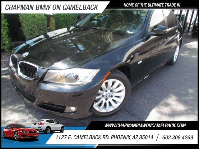 2009 BMW 3-Series Sdn 328i 70463 miles 1127 E Camelback BUY WITH CONFIDENCE Chapman BMW