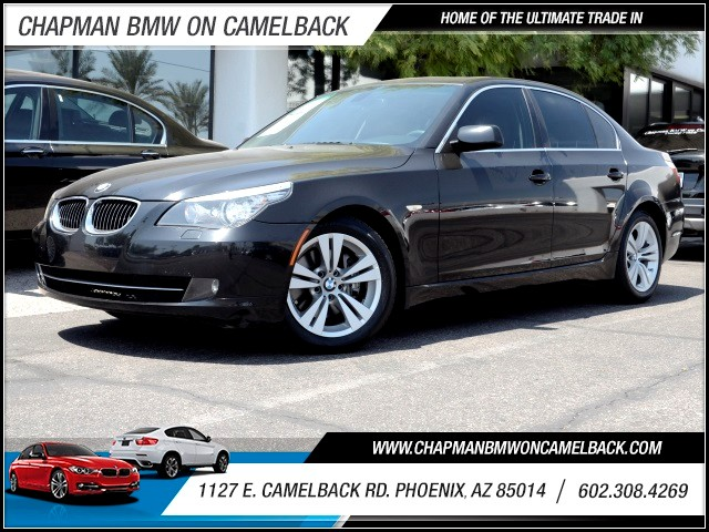 2009 BMW 5-Series 528i 82137 miles 602 385-2286 1127 E Camelback HOME OF THE ULTIMATE TRADE